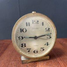 Despertadores antiguos: BONITO DESPERTADOR DELUXE 2JEWELS. Lote 271231838