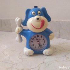 Despertadores antiguos: ANTIGUO DESPERTADOR ALARMA AÑO 1989 JAPONÉS. Lote 271962958