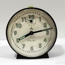 Despertadores antiguos: RELOJ DESPERTADOR PETER. MADE IN GERMANY.. Lote 275103303