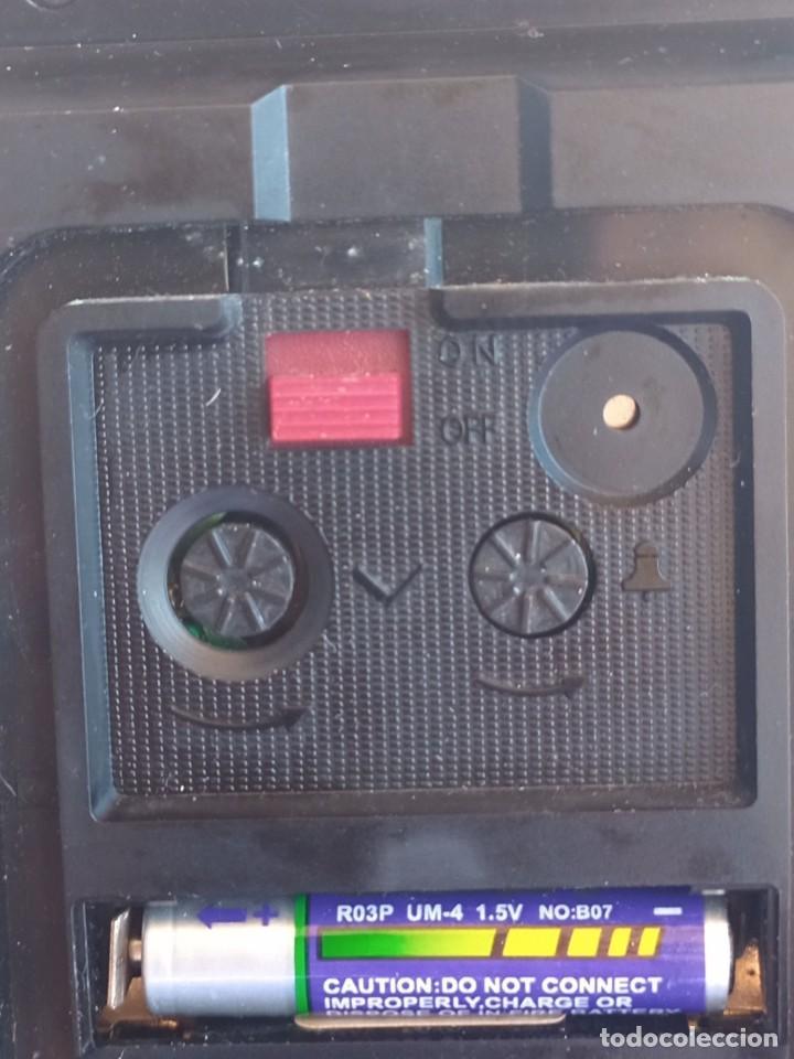 Despertadores antiguos: Reloj de mesa de la marca Citizen, vintage, años 70-1980,con alarma - Foto 3 - 275782913