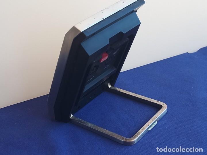 Despertadores antiguos: Reloj de mesa de la marca Citizen, vintage, años 70-1980,con alarma - Foto 7 - 275782913