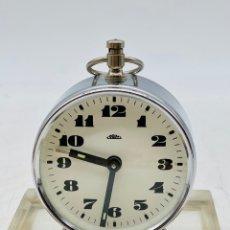 Despertadores antigos: DESPERTADOR VINTAGE. Lote 276667398