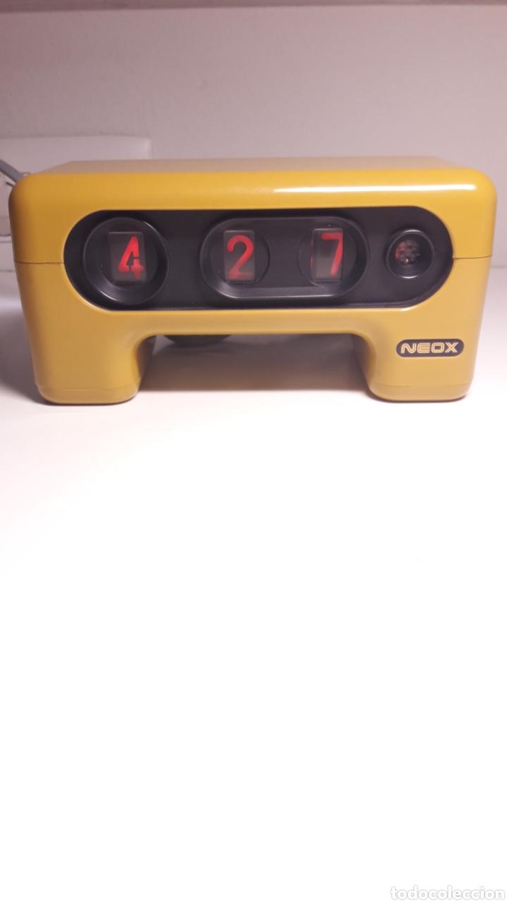 Despertadores antiguos: Reloj horario horizontal - Foto 4 - 277208038