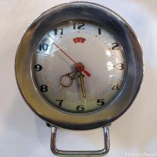 Despertadores antiguos: RELOJ DESPERTADOR VINTAGE. FUNCIONA. Lote 279514148