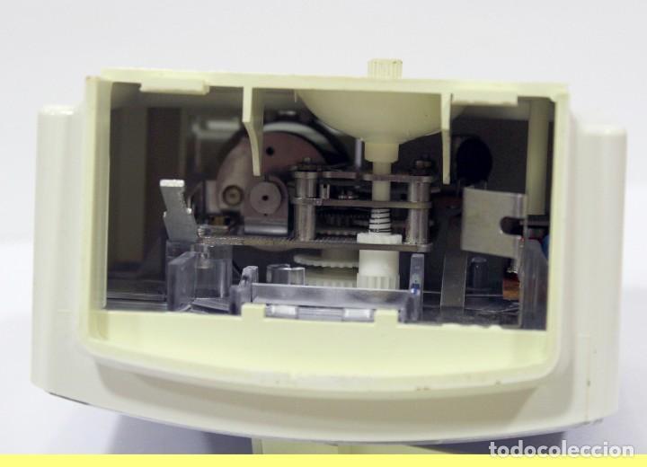 Despertadores antiguos: Reloj despertador RADIANT EURO - VOX ELECTRONIC . FUNCIONANDO. MADE IN GERMANY. MUY BONITO. FUNCIONA - Foto 8 - 283784983