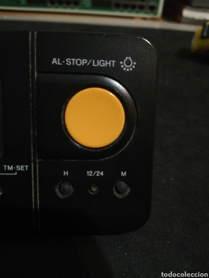 Despertadores antiguos: RELOJ DESPERTADOR CASIO DQ-580 10x6x6 - Foto 6 - 287787703