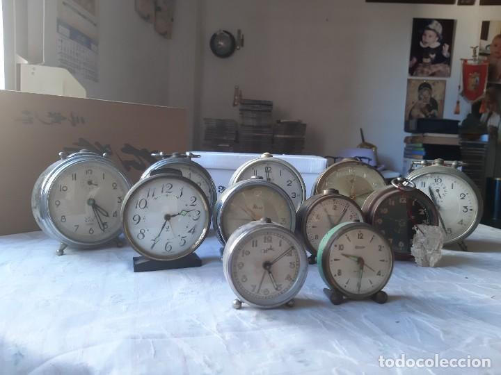 DESPERTADORES ANTIGUOS (Relojes - Relojes Despertadores)