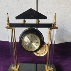 Despertadores antigos: ANTIGUO RELOJ QUARTZ. Lote 290315273