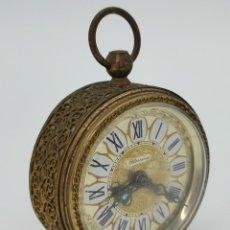 Despertadores antiguos: RELOJ DESPERTADOR BLESSING, WEST GERMANY, AÑOS 60.. Lote 293991948