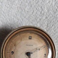 Despertadores antiguos: RELOJ DESPERTADOR ZENITH, NO ESTA PROBADO. Lote 294045238
