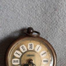 Despertadores antiguos: RELOJ DESPERTADOR GAMA, NO ESTA PROBADO. Lote 294045468