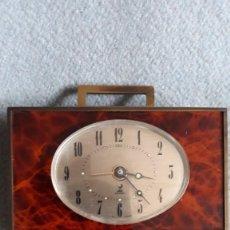 Despertadores antiguos: RELOJ DESPETADOR JAZ, NO ESTA PROBADO. Lote 294045673