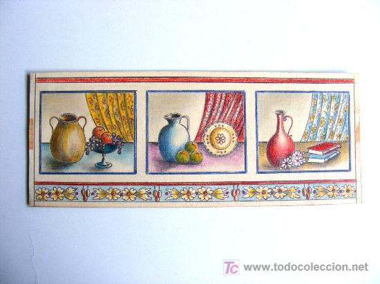 cenefas, cenefa pintadas y dibujadas a mano, pa - Kaufen Zeichnungen ...