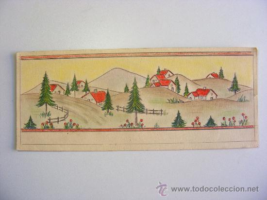 cenefas, cenefa pintada y dibujada a mano, para - Kaufen Zeichnungen ...