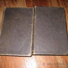 Diccionarios antiguos: DICCIONARIO ESPAÑOL-ALEMAN ALEMAN-ESPAÑOL DOS TOMOS. Lote 20732011