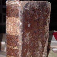 Diccionarios antiguos: 1853.- DICCIONARIO LATINO ESPAÑOL. VALBUENA REFORMADO. Lote 26924493