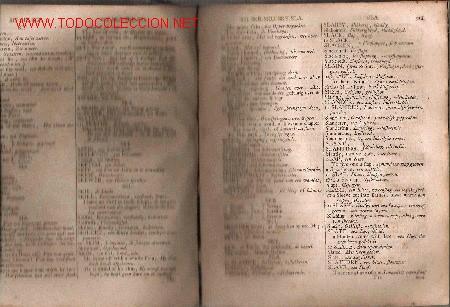 Diccionarios antiguos: - Foto 2 - 27273592