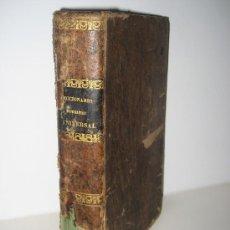 Diccionarios antiguos: AÑO 1862.- DICCIONARIO BIOGRAFICO DE PERSONAJES CELEBRES. JUAN SALA. Lote 26811236