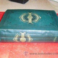 Diccionarios antiguos: 1883 DICCIONARIO GENERAL ABREVIADO DE LA LENGUA CASTELLANA EDITADO EN PARIS. Lote 26270487