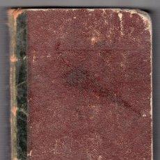 Diccionarios antiguos: DICCIONARIO ESPAÑOL FRANCES POR M. NUÑEZ DE TABOADA TOMO 2º. TIP. NARCISO RAMIREZ. BARCELONA 1857. Lote 16432543