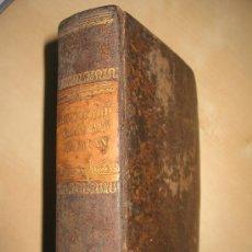 Diccionarios antiguos: 1853.DICCIONARIO MANUAL, Ó VOCABULARIO COMPLETO DE LAS LENGUAS CASTELLANA-CATALANA. OBRA ÚNICA EN SU. Lote 26449160