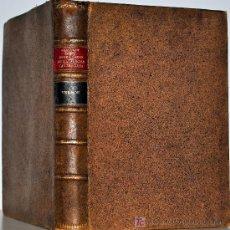 Diccionarios antiguos: 1879.- INVENTARIO DE LA LENGUA CASTELLANA. ÍNDICE IDEOLÓGICO DEL DICCIONARIO DE LA ACADEMIA.... Lote 26231754
