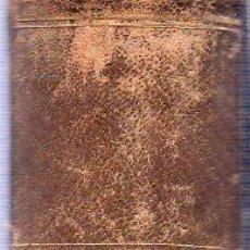 Diccionarios antiguos: DICCIONARIO DE LA ADMINISTRACION ESPAÑOLA. 1877. Nº 3. CONTRAT - DUQ. 25 X 17 CM.. Lote 33068980