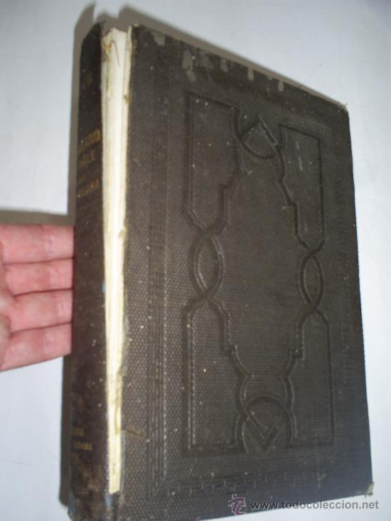 VOCABOLARIO UNIVERSALE DELLA LINGUA ITALIANA NUOVAMENTE COMPILADO C. 1890 RM40821 (Libros Antiguos, Raros y Curiosos - Diccionarios)