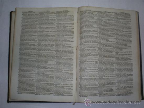 Diccionarios antiguos: Vocabolario Universale della Lingua Italiana nuovamente compilado c. 1890 RM40821 - Foto 4 - 26165935
