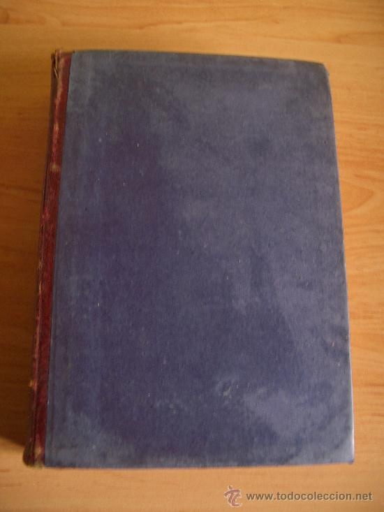 NOVISIMO DICCIONARIO ENCICLOPEDICO, POPULAR ILUSTRADO DE LA LENGUA CASTELLANA. TOMO III. LITERACOMIC (Libros Antiguos, Raros y Curiosos - Diccionarios)