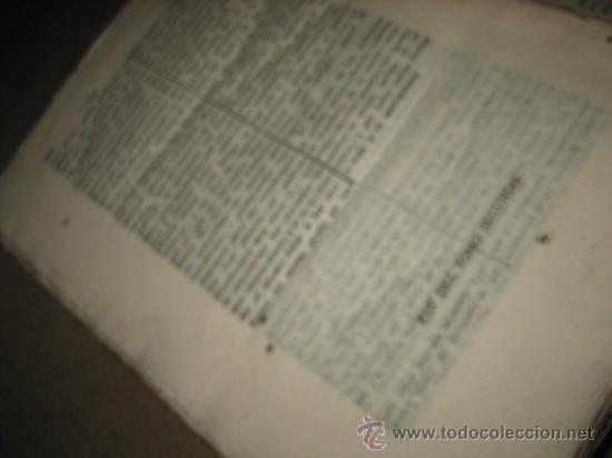 Diccionarios antiguos: DICCIONARIO DE CIENCIAS MEDICAS POR UNA SOCIEDAD DE LOS MAS CELEBRES PROFESORES DE EUROPA TOMOII.182 - Foto 8 - 24918372