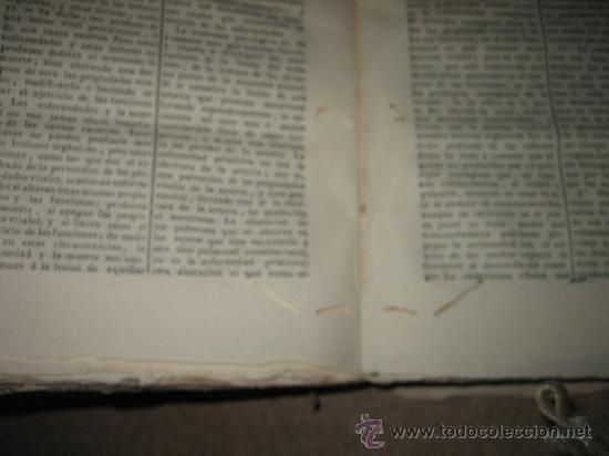 Diccionarios antiguos: DICCIONARIO DE CIENCIAS MEDICAS POR UNA SOCIEDAD DE LOS MAS CELEBRES PROFESORES DE EUROPA TOMOII.182 - Foto 11 - 24918372