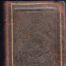 Diccionarios antiguos: DICCIONARIO DE LA LENGUA CASTELLANA 1857 - ESCRITO EN DOS COLUMNAS. Lote 27352885