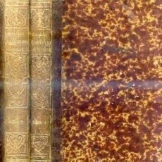 Diccionarios antiguos: TABOADA : FRANCÉS / ESPAÑOL Y ESPAÑOL / FRANCÉS - DOS TOMOS (1863). Lote 28058751