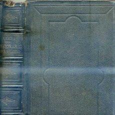 Diccionarios antiguos: VALBUENA : DICCIONARIO ESPAÑOL-LATINO (1883). Lote 28058791
