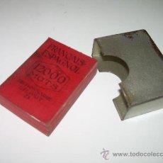 Diccionarios antiguos: DICCIONARIO.... FRANCAIS - ESPAGNOL..........LILIPUT.....12000 PALABRAS.. Lote 28175383