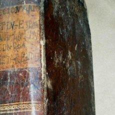 Diccionarios antiguos: DICCIONARIO LATÍN ESPAÑOL..PARIS1860.VALBUENA REFORMADO.6ª EDIC. PG 945+235,VOCABULARIO.VER FOTO.. Lote 28350340