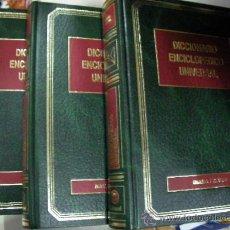 Diccionarios antiguos: DICCIONARIO ENCICLOPEDICO UNIVERSAL. Lote 29541569