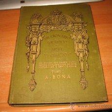 Diccionarios antiguos: DICCIONARIO GRAFICO DE ARTE Y OFICIOS LAPOVLIDE TOMO I 1920-30?. Lote 29733086