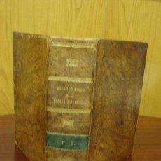 Diccionarios antiguos: NOVISIMO DICCIONARIO DE LA LENGUA CASTELLANA. 1868 1 TOMO (2 VOLUMENES). Lote 32111686