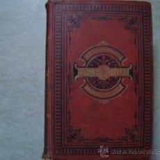 Diccionarios antiguos: 1886, DICCIONARIO GENERAL ABREVIADO DE LA LENGUA CASTELLANA.CAMPANO, LORENZO.-. Lote 32269391