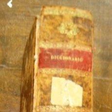 Diccionarios antiguos: DICCIONARIO ESP-ING, DEL AÑO 1872, ENCUADERNADO EN PIEL.. Lote 33122254