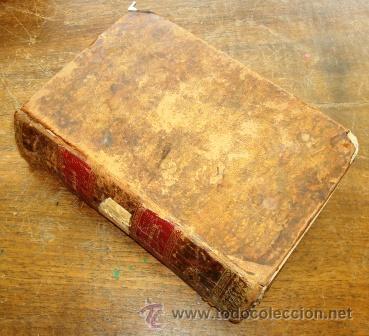 Diccionarios antiguos: DICCIONARIO ESP-ING, DEL AÑO 1872, ENCUADERNADO EN PIEL. - Foto 2 - 33122254
