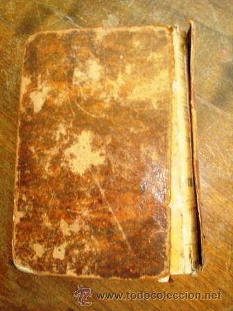 Diccionarios antiguos: DICCIONARIO ESP-ING, DEL AÑO 1872, ENCUADERNADO EN PIEL. - Foto 3 - 33122254
