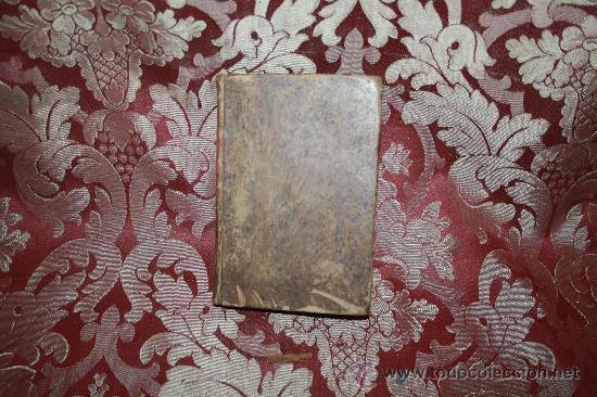 Diccionarios antiguos: 5877- DICCIONARIO MANUAL DE LA LENGUA CATALANA Y CASTELLANA. ANTONIO ROCA. IMP AGUSTIN ROCA 1824 - Foto 3 - 34991455