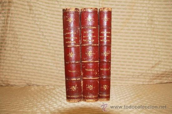 2170- DICCIONARI DE LA LLENGUA CATALANA. VV.AA. EDOT SALVAT S/F 3 TOMOS. (Libros Antiguos, Raros y Curiosos - Diccionarios)