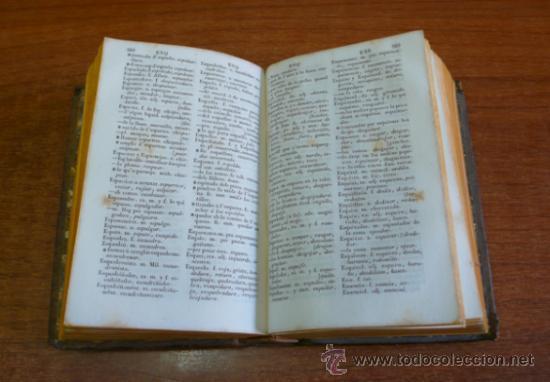 Diccionarios antiguos: DICCIONARIO CATALAN-CASTELLANO POR F. M. F. P. Y M. M. 1839. - Foto 4 - 35170646