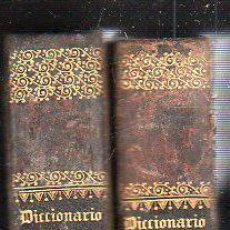 Diccionarios antiguos: DICTIONARY OF THE SPANISH AND ENGLISH LANGUAGES, BLANC, 2TMS, PARIS AND LYONS, 590 MÁS 503PÁGS. Lote 35182295
