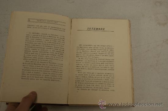 Diccionarios antiguos: Glossari de xenivs, edicio completa, en català. Volum II. 1915. - Foto 6 - 35481662
