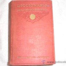 Diccionarios antiguos: DICCIONARIO POULAR DE LA LENGUA ESPAÑOLA . CALLEJA. Lote 35547641